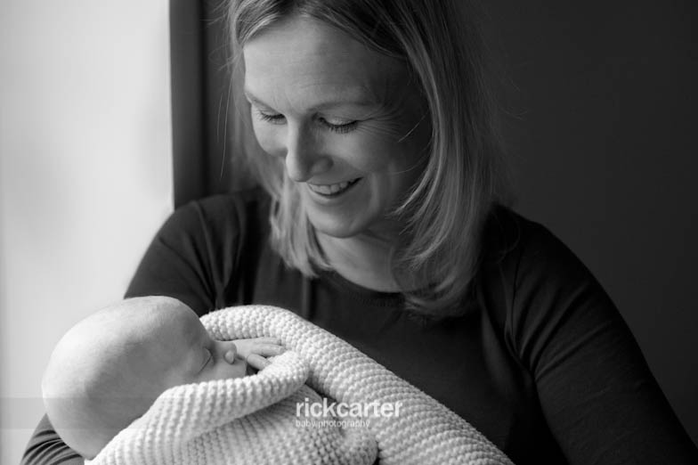 Mother and Newborn Photography Hampshire