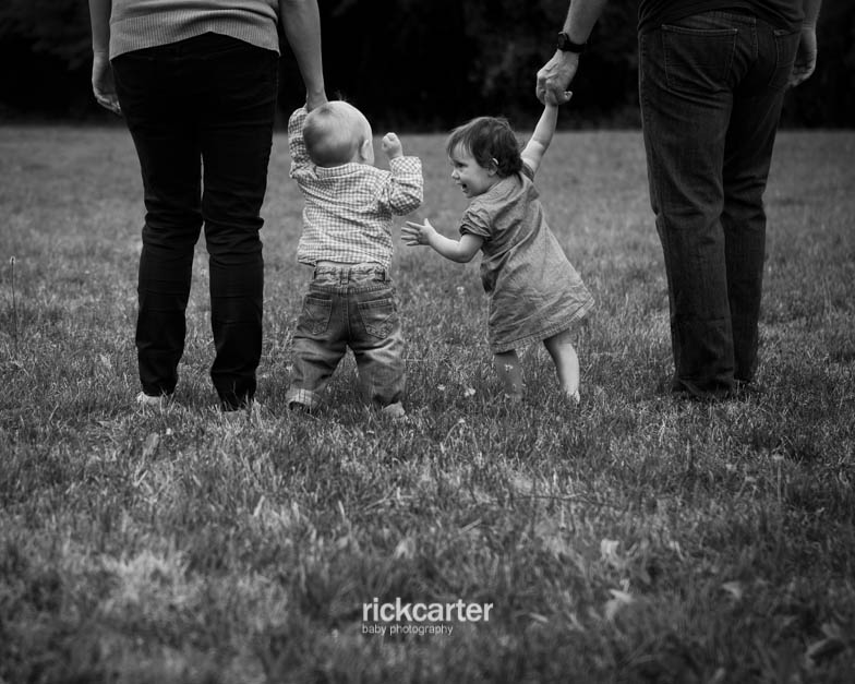 Location Baby Photography by Rick Carter