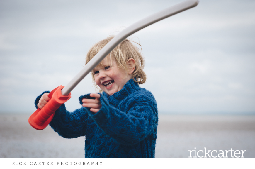 Lifestyle Child Photography