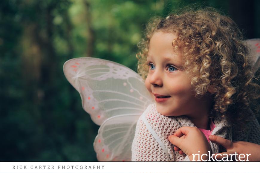 Environmental Child Portraiture