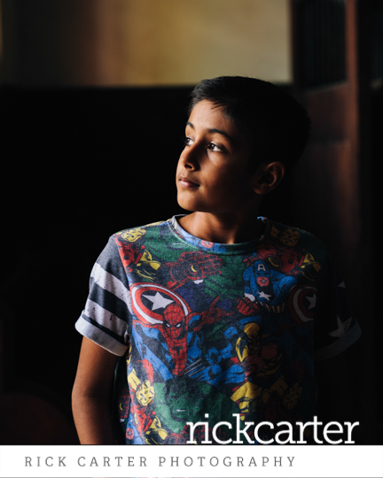 Natural Light Child Portraits