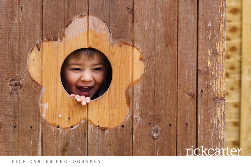 Natural Toddler Photography