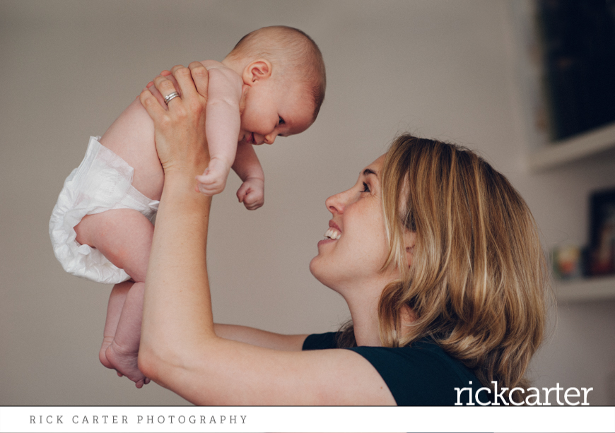 Relaxed Family Photoshoot in Godalming